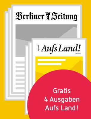 Ein Jahr Berliner Zeitung & Aufs Land!