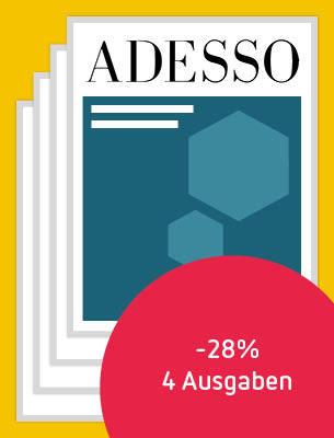 4 Ausgaben ADESSO