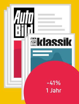 Ein Jahr AUTO BILD & AUTO BILD KLASSIK