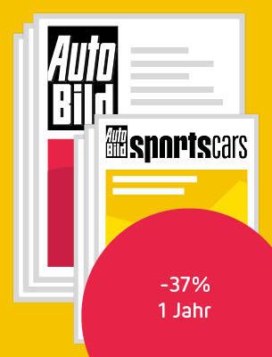 Ein Jahr AUTO BILD & AUTO BILD sportscars