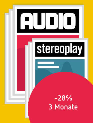 3 Monate AUDIO & stereoplay