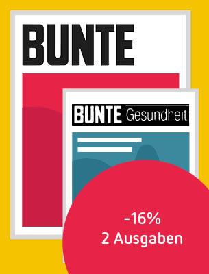 BUNTE + BUNTE Gesundheit