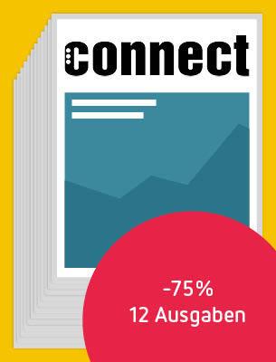 12 Ausgaben connect