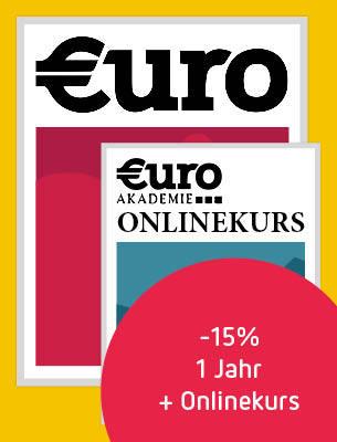 Ein Jahr Euro + Börsenlehrgang