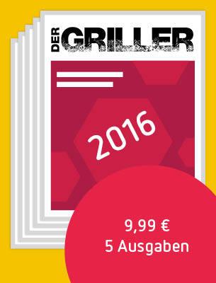 DER GRILLER 2016