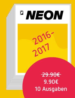 10x Neon 2016/2017