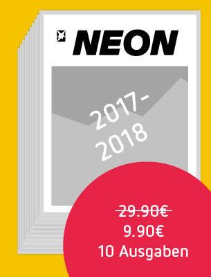 10x Neon 2017/2018