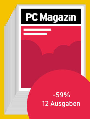12 Ausgaben PC Magazin