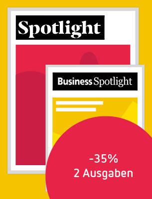Spotlight & Business Spotlight