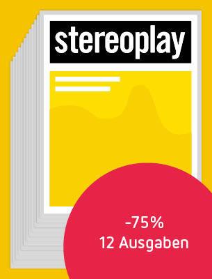 12 Ausgaben stereoplay