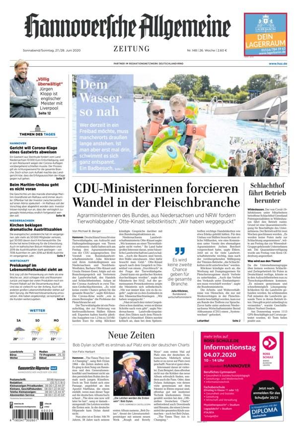 Hannoversche Allgemeine