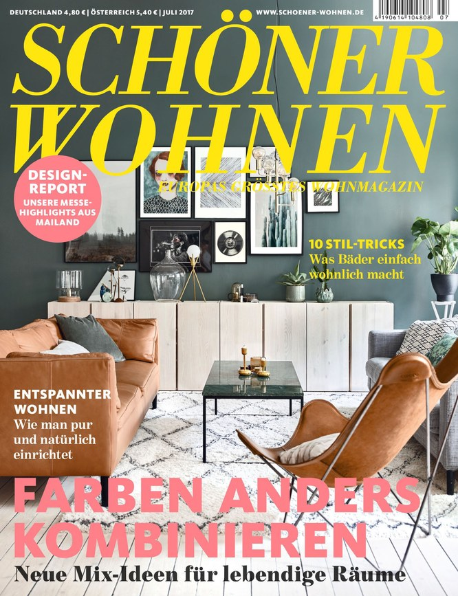 sch ner wohnen vom als epaper im ikiosk lesen. Black Bedroom Furniture Sets. Home Design Ideas