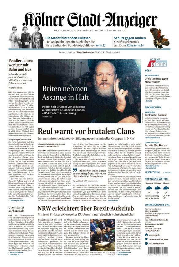 Koelner Zeitung