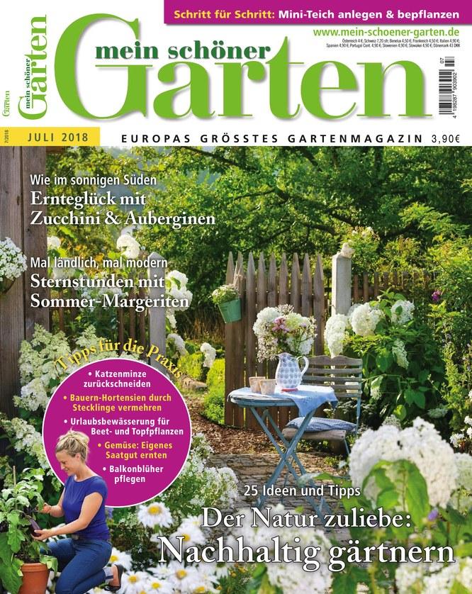 mein sch ner garten magazine read as e paper at ikiosk. Black Bedroom Furniture Sets. Home Design Ideas