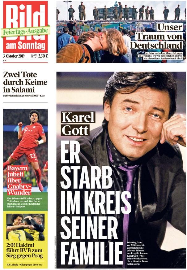 Bild Zeitung Heute Lesen