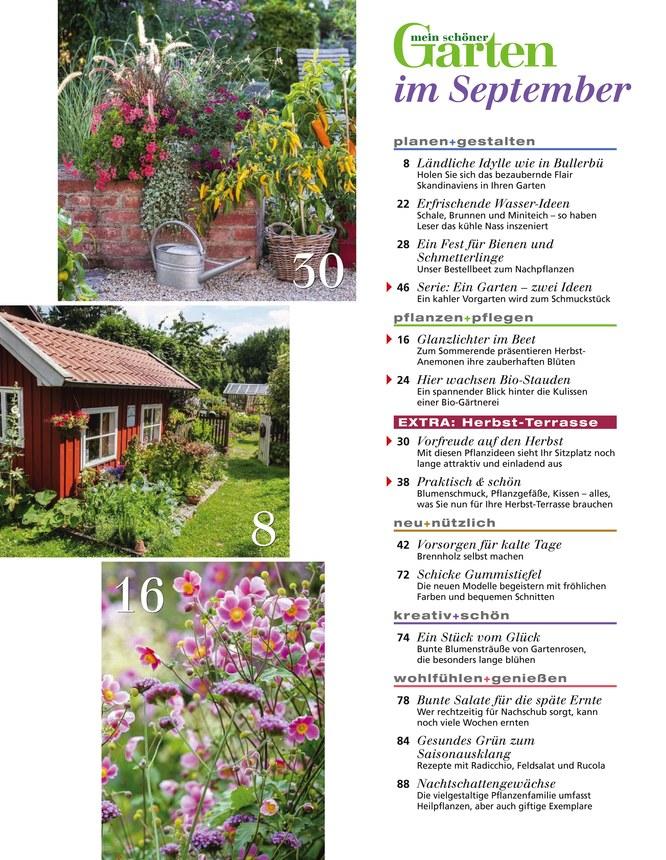 Wunderbar Mein Schöner Garten Zeitschrift Als EPaper Im IKiosk Lesen