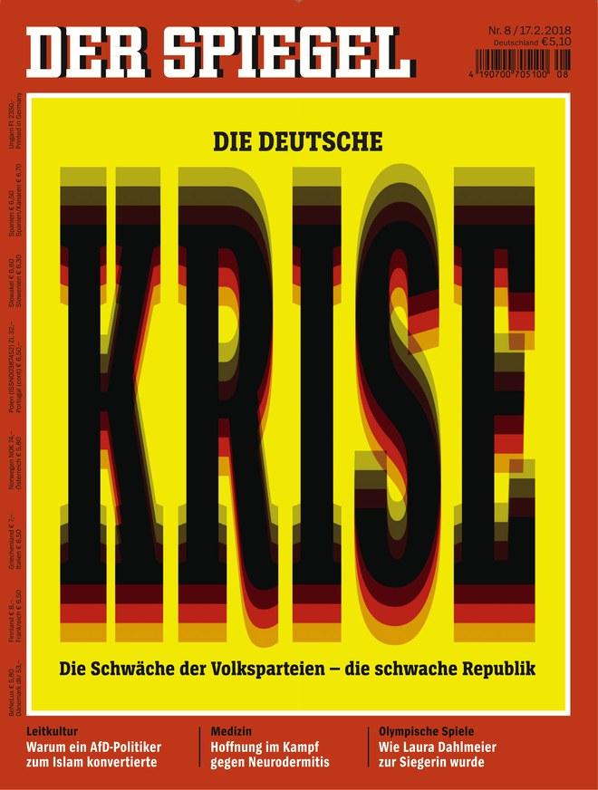 Der spiegel vom als epaper im ikiosk lesen for Der spiegel deutsche ausgabe