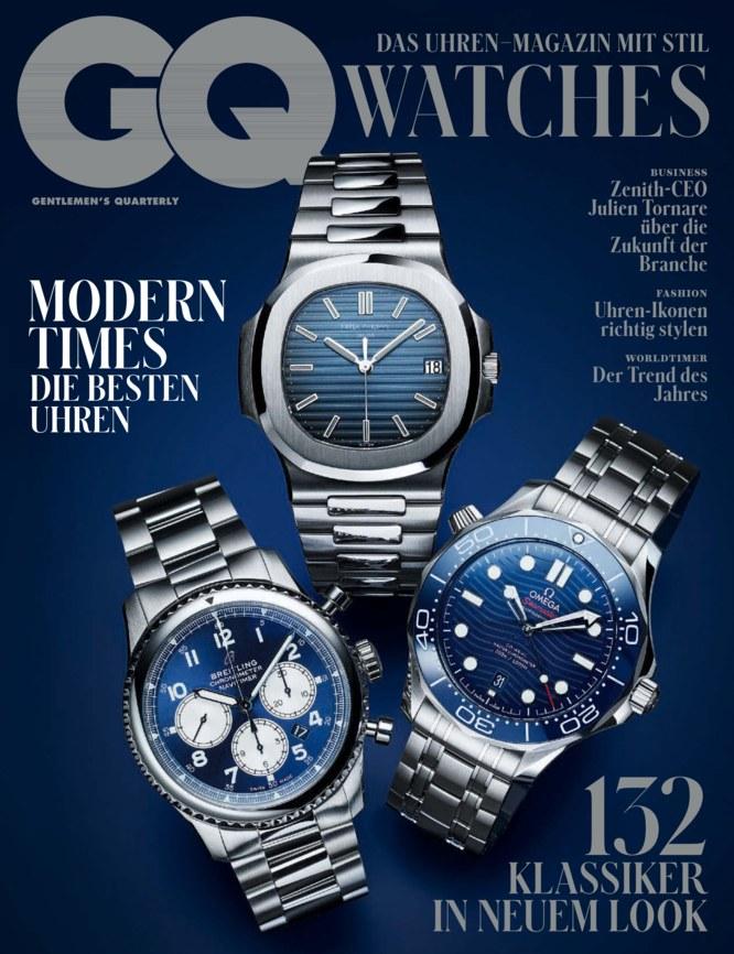 Gq Uhren Magazin Zeitschrift Als Epaper Im Ikiosk Lesen