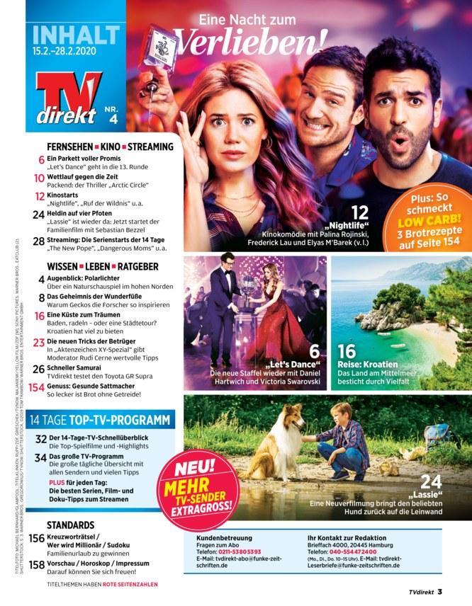Tv14 Programm Heute