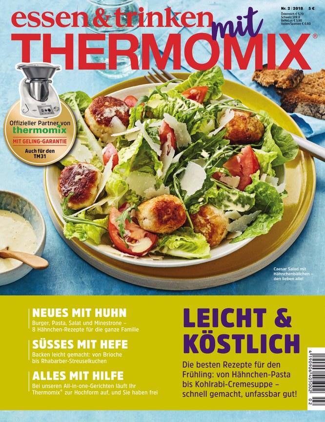essen trinken mit thermomix zeitschrift als epaper im ikiosk lesen. Black Bedroom Furniture Sets. Home Design Ideas