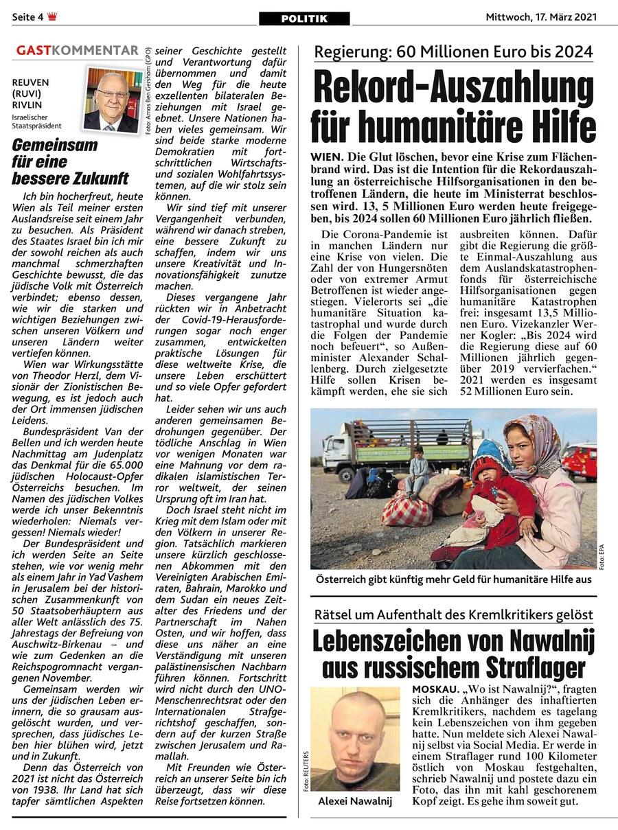 Vorarlberg Zeitung