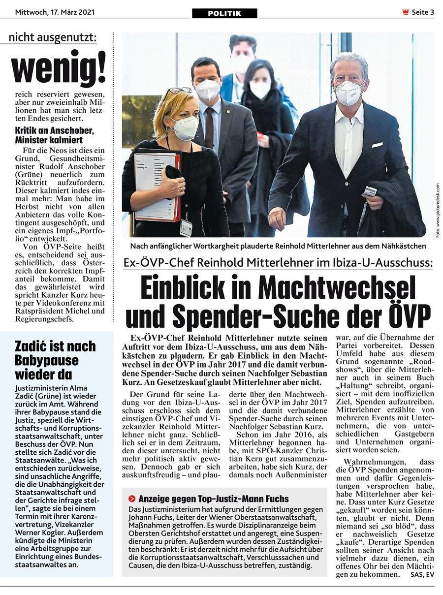 Zeitung Vorarlberg