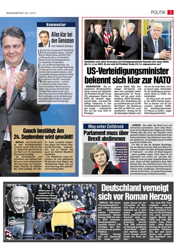 Morgenpost dresden bekanntschaften