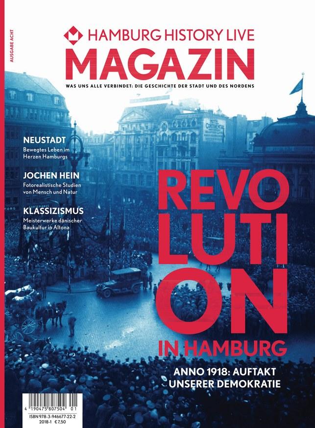 HAMBURG HISTORY LIVE - Zeitschrift als ePaper im iKiosk lesen