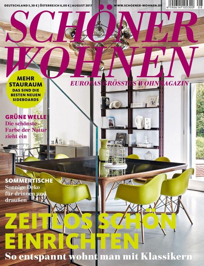sch ner wohnen zeitschrift als epaper im ikiosk lesen. Black Bedroom Furniture Sets. Home Design Ideas