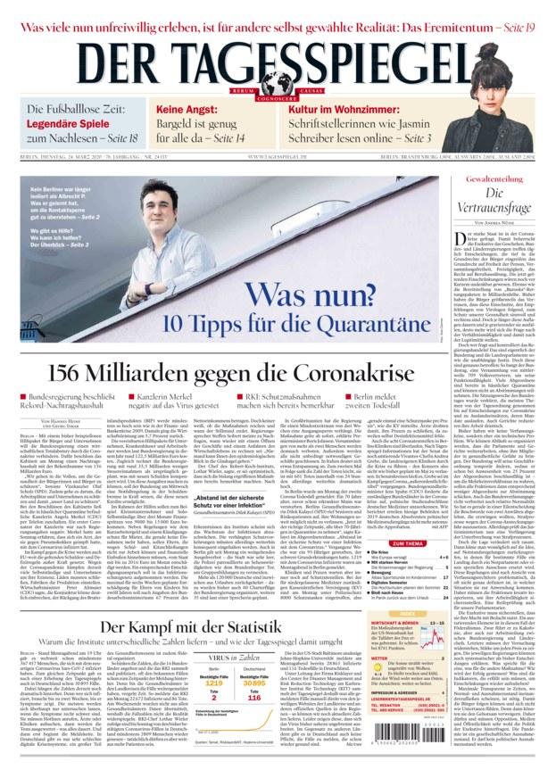 Der Tagesspiegel Online