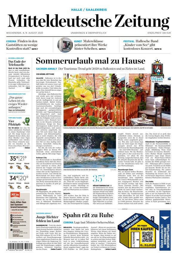 Mitteldeutsche Zeitung Abo Kündigen