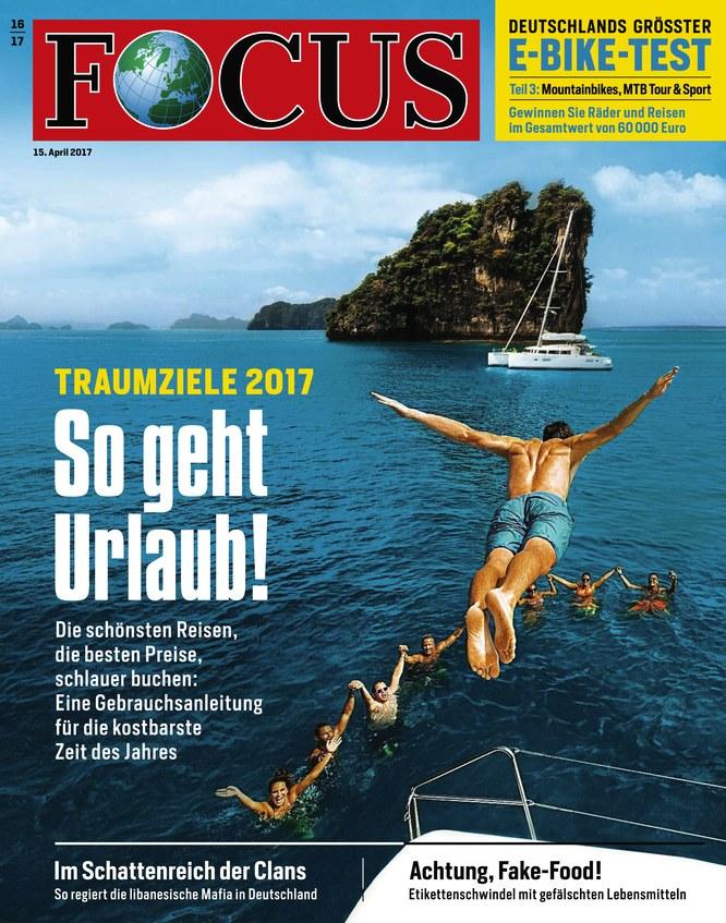 Focus Zeitschrift