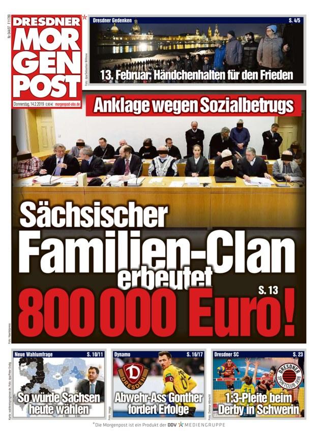 Dresden Tageszeitung