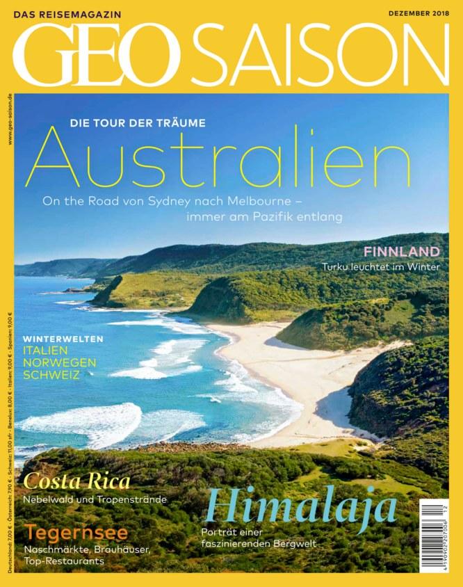 Geo Saison Cover