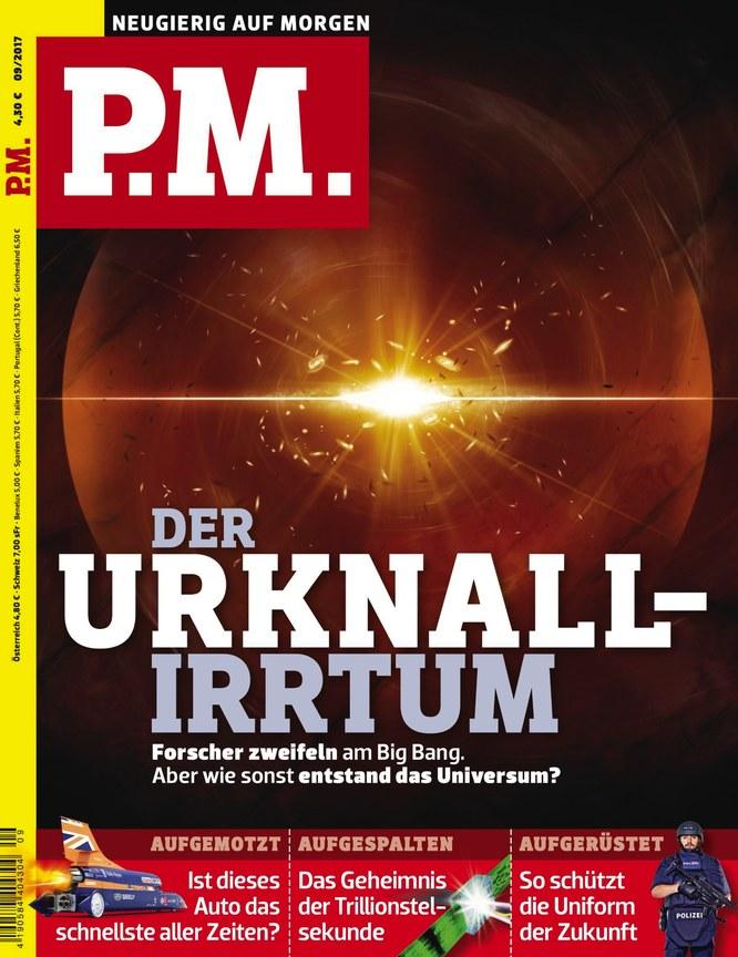 Zeitschrift Pm