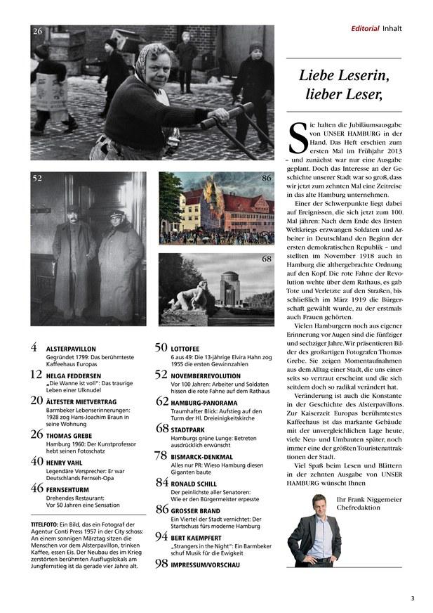 Unser Hamburg Zeitschrift Als Epaper Im Ikiosk Lesen