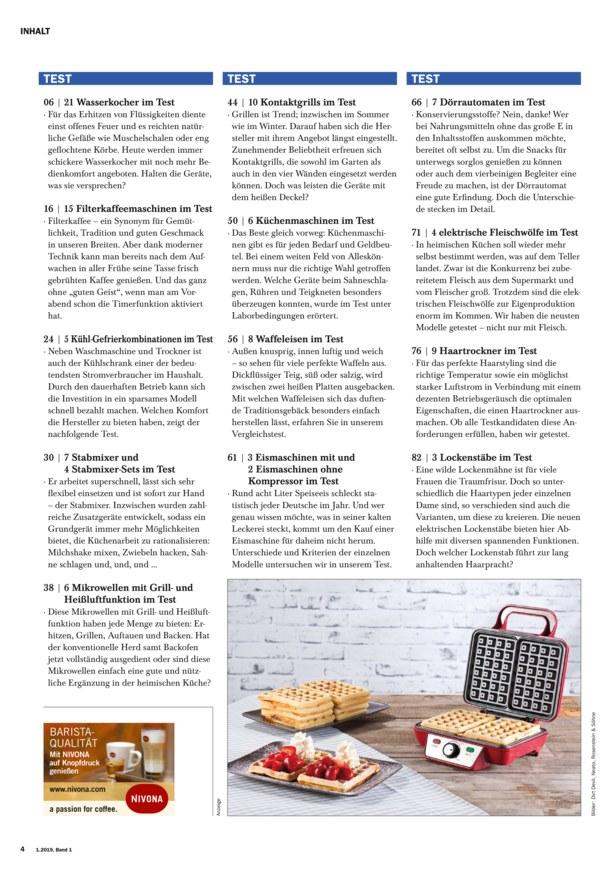 Testjahrbuch Zeitschrift Als Epaper Im Ikiosk Lesen