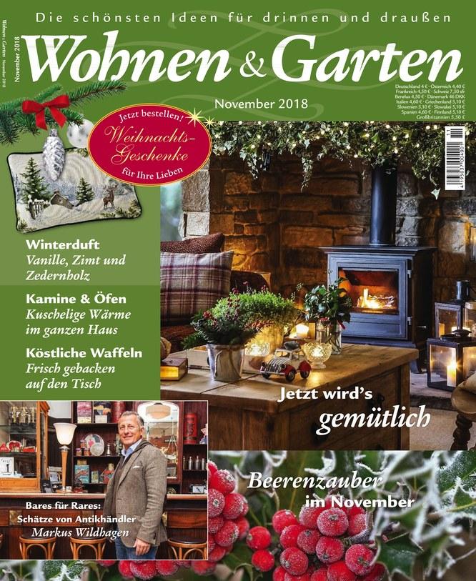 Wohnen & Garten - Zeitschrift als ePaper im iKiosk lesen