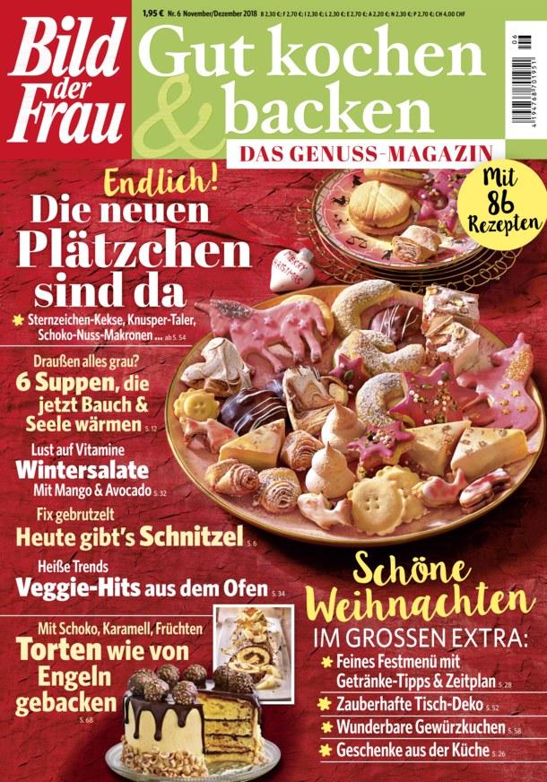 BILD der FRAU - gut kochen & backen - ePaper im iKiosk lesen