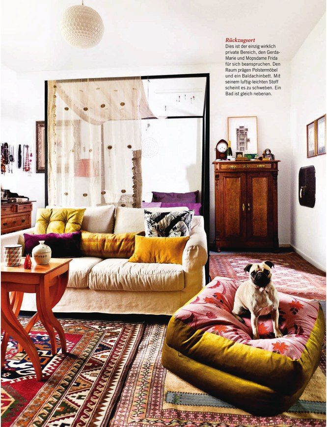 zuhause wohnen vom als epaper im ikiosk lesen. Black Bedroom Furniture Sets. Home Design Ideas
