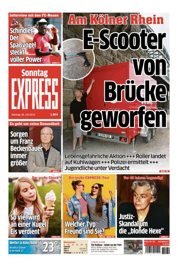 Express Online Köln
