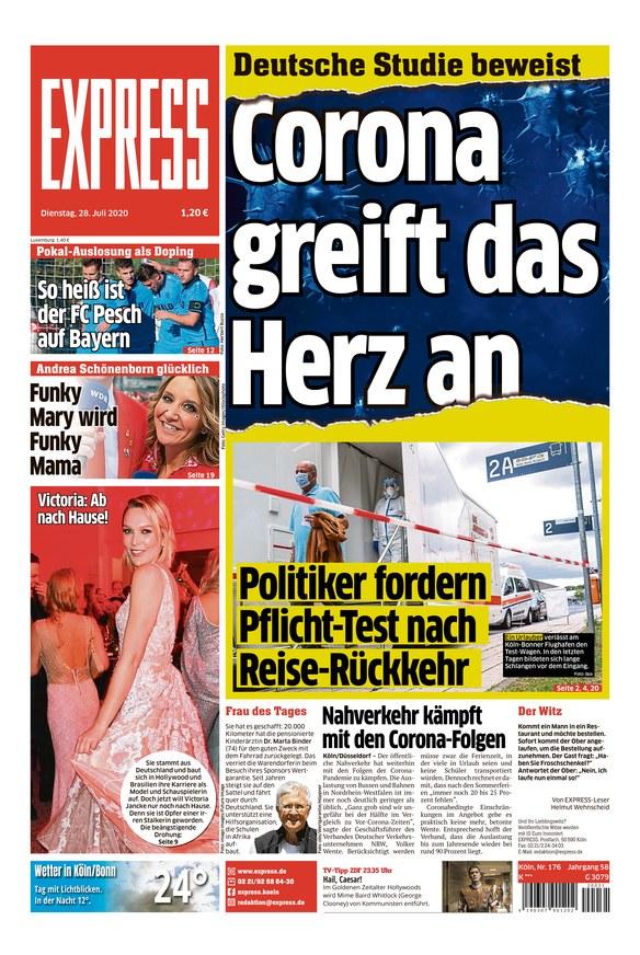 Express Zeitung Köln