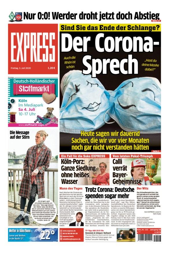 Aktuelle Nachrichten Köln Express