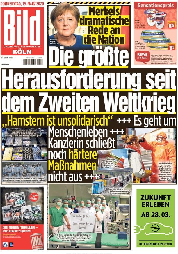 Zeitung In Köln