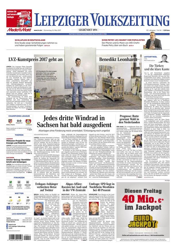 Lvz Zeitung