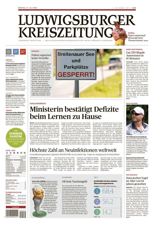 Epaper Kreiszeitung