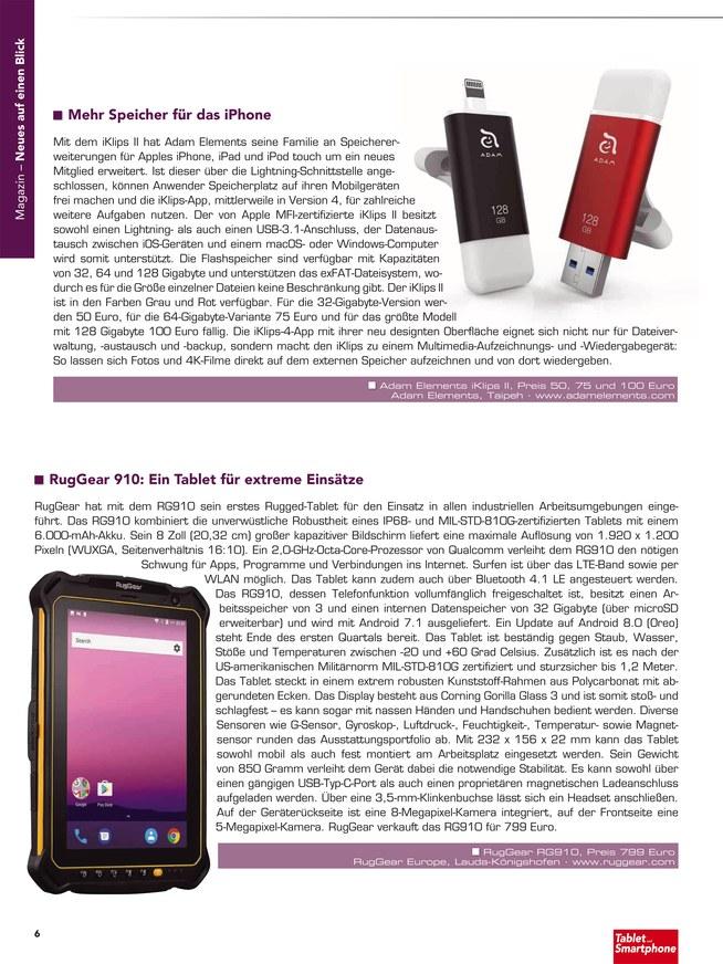 tablet und smartphone zeitschrift als epaper im ikiosk lesen. Black Bedroom Furniture Sets. Home Design Ideas