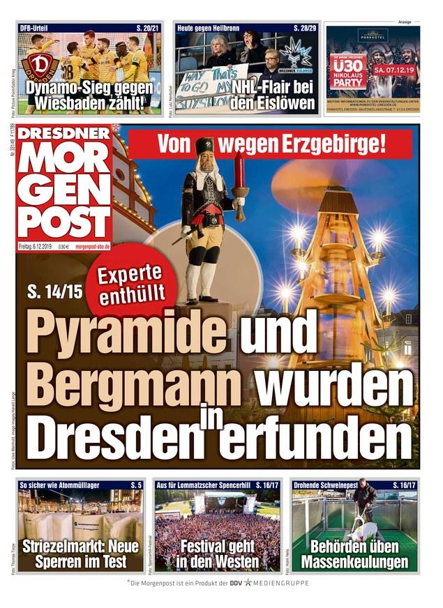 Morgenpost Dresden Online