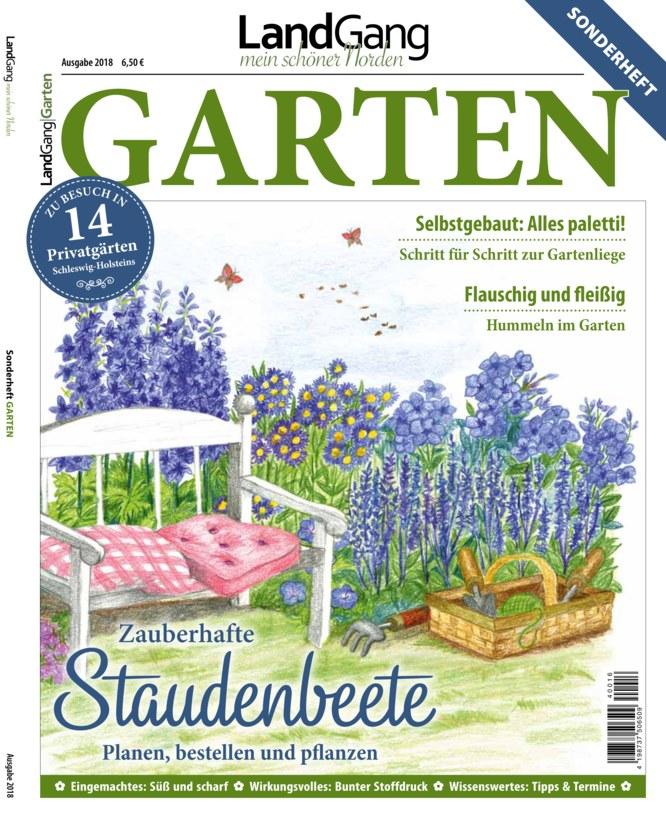 Landgang Garten Magazine Read As E Paper At Ikiosk