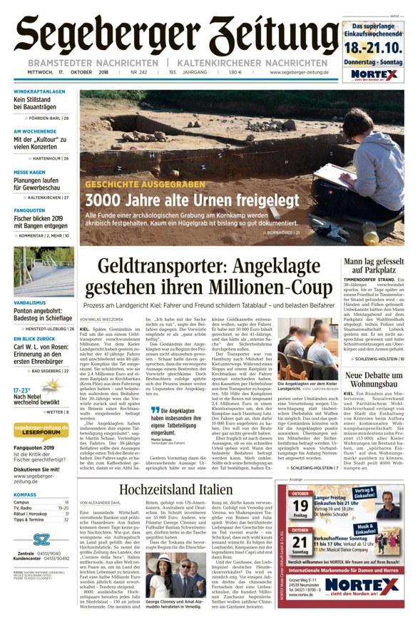 Segeberger Zeitung Redaktion